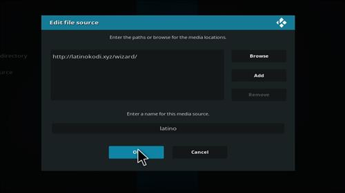 How to Install Latino Ultimate Kodi Build with Screenshots step 7