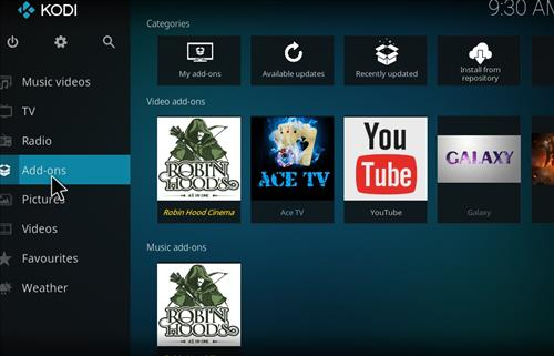 How to Install Legendary Kodi Add-on with Screenshots step 8