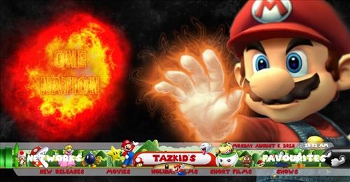 How to Install Max'd Mario Kids Kodi Build 18 Leia pic 3