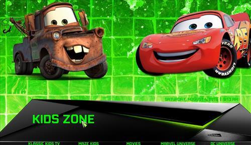 How to Install Maze Nvidia Shield Kodi Build with Screenshots pic 3
