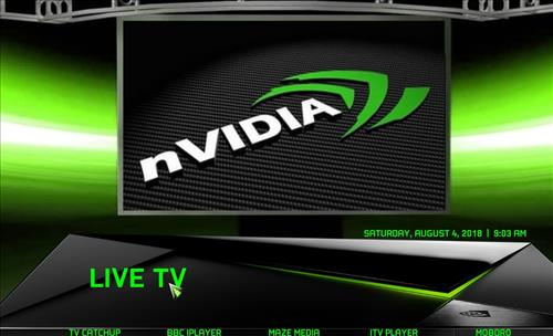How to Install Maze Nvidia Shield Kodi Build with Screenshots step 27