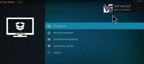 How to Install The Afterlife Kodi 18 Build Leia step 13
