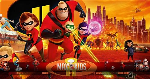 How to Install The Incredibles Kodi Build 18 Leia pic 1