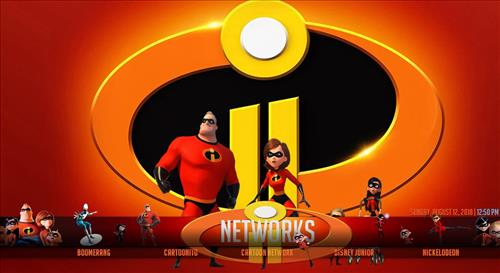 How to Install The Incredibles Kodi Build 18 Leia pic 3