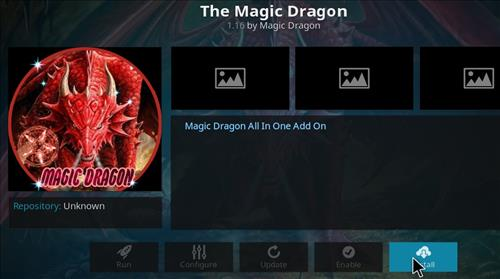 How to Install The Magic Dragon Kodi Add-on with Screenshots step 19