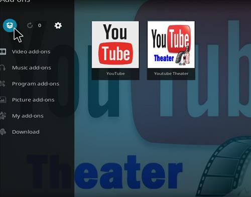 How to Install You Tube Theater Kodi Add-on with Screenshots step 9