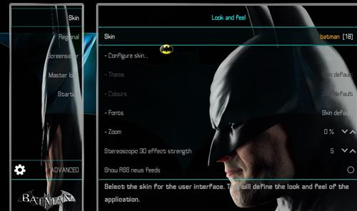 How to change the Skin back to Default Estuary batman step 3