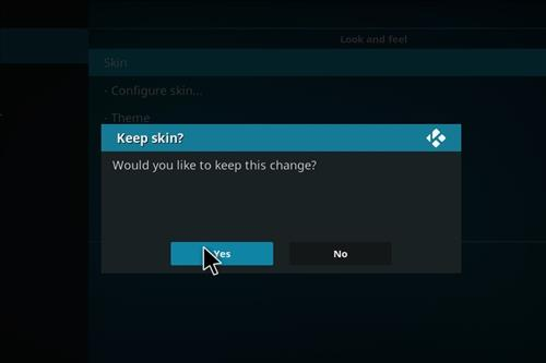 How to change the Skin back to Default Estuary knightfall step 5