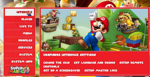 How to change the Skin back to Default Estuary mario step 2