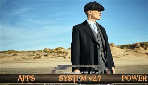 How to change the Skin back to Default Estuary peaky blinders step 1