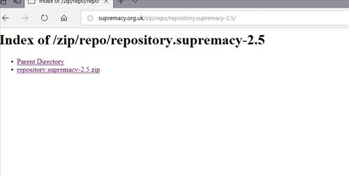 manual and download supremacy step 3