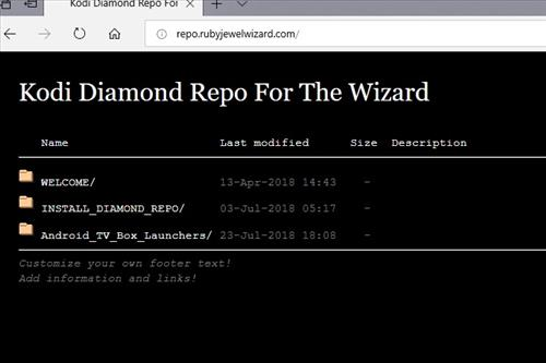 manual and dwonload rubyjewel wizard repo step 1