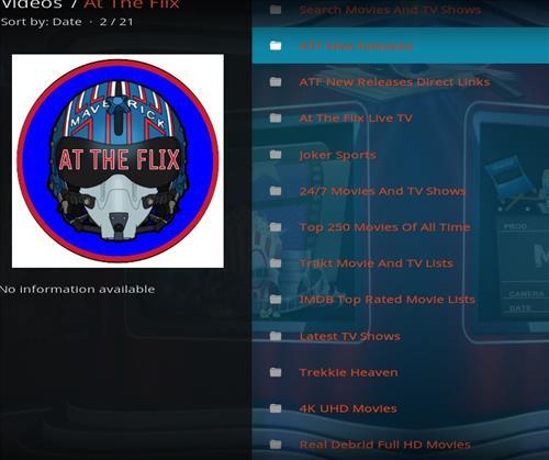 Best Kodi Video Addons for HD 4K, 3D, 1080p HD 2018 at the flix pic 2