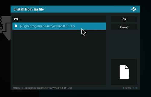 How to Install Blackout Lite Kodi Build with Screenshots step 12
