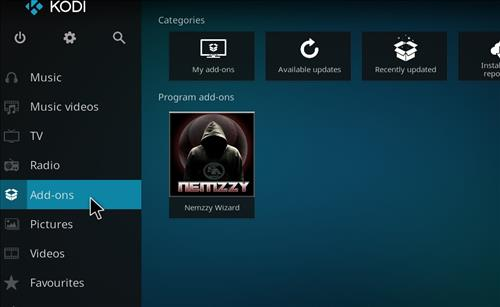 How to Install Blackout Lite Kodi Build with Screenshots step 8