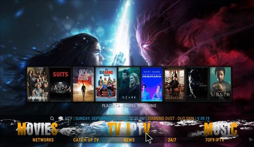 How to Install Diamond Dust Kodi Build with Screenshots pic 2