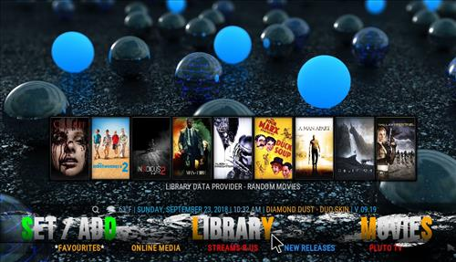 How to Install Diamond Dust Kodi Build with Screenshots pic 3