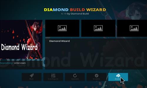 How to Install Diamond Dust Kodi Build with Screenshots step 19