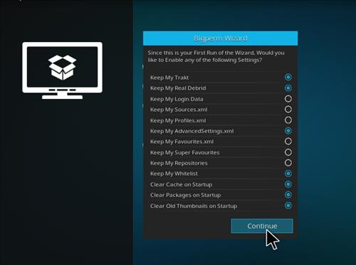 How to Install Epic Kodi Build with Screenshots step 15