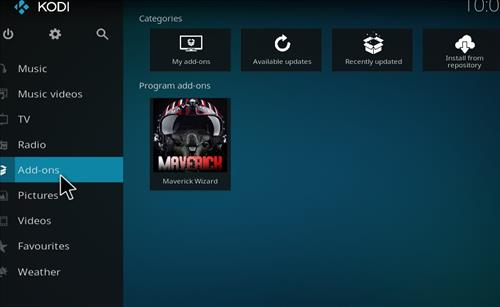 How to Install Epic Kodi Build with Screenshots step 8