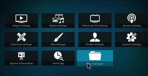 How to Install Krypton Cinema Kodi Build with Screenshots step 2
