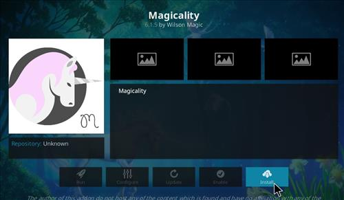 How to Install Magicality Kodi Add-on with Screenshots step 18