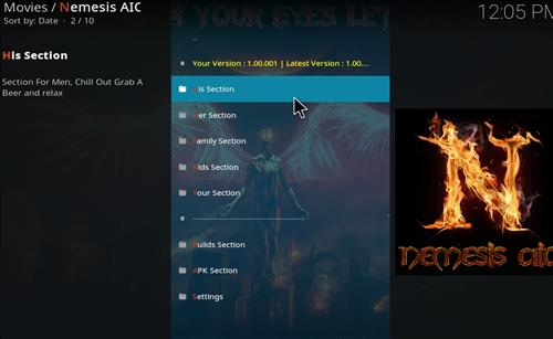 How to Install Nemesis AIO Kodi Add-on with Screenshots pic 2