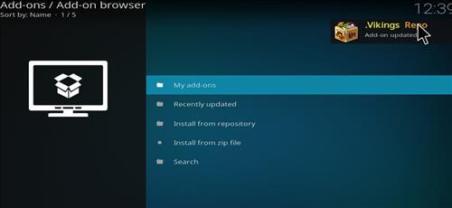 How to Install Nexus Kodi Add-on with Screenshots step 13