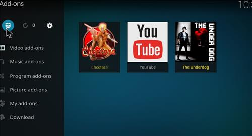 How to Install The Underdog Kodi Add-on with Screenshots step 9