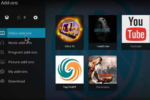 How to Install Ultra TV Kodi Add-on with Screenshots step 14