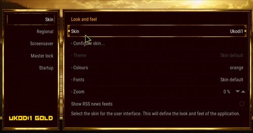 How to change the Skin back to Default Estuary gold step 3