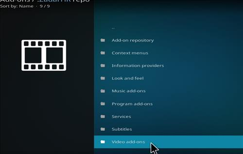 How to Install Adriana Film Kodi Add-on with Screenshots step 17