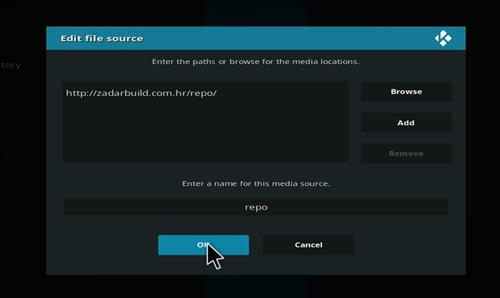 How to Install Adriana Film Kodi Add-on with Screenshots step 7