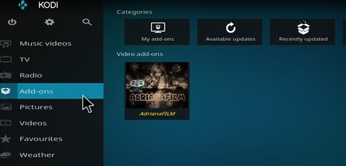 How to Install Adriana Film Kodi Add-on with Screenshots step 8