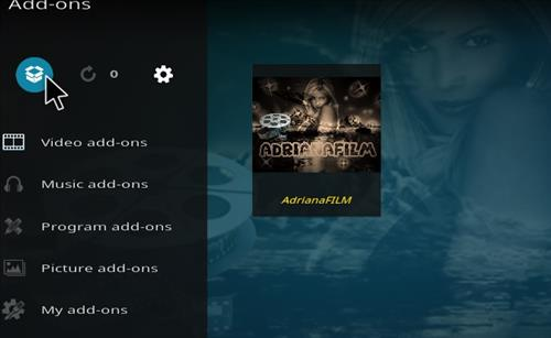 How to Install Adriana Film Kodi Add-on with Screenshots step 9