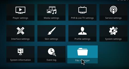 How to Install Channels Kodi Add-on with Screenshots step 2