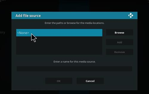 How to Install Channels Kodi Add-on with Screenshots step 4