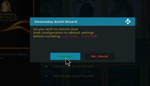 How to Install Cressida Kodi Build with Screenshots step 19