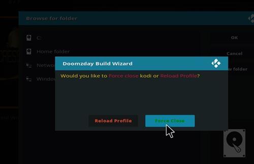How to Install Cressida Kodi Build with Screenshots step 21