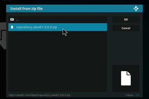 How to Install Dawn of the Future Kodi Build with Screenshots step 12