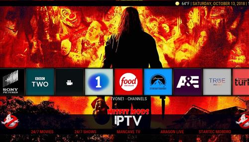 How to Install Hardnox Spook Kodi Build with Screenshots pic 3