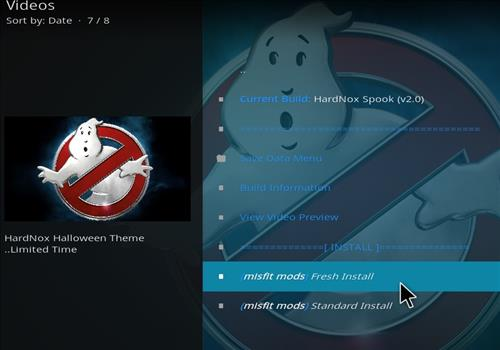 How to Install Hardnox Spook Kodi Build with Screenshots step 24