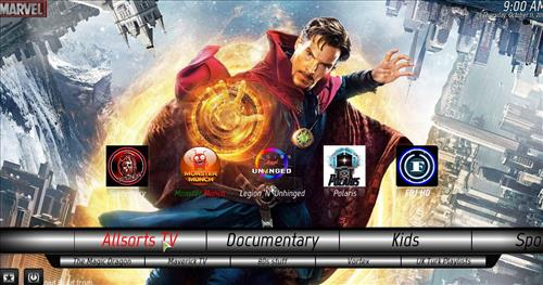 How to Install Marvel Kodi Build with Screenshots pic 1