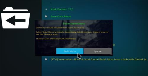 How to Install Neon Green Mini Kodi Build with Screenshots step 16