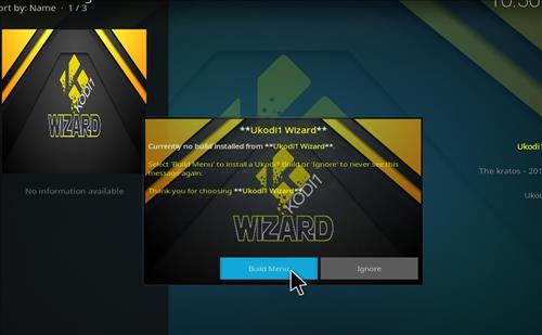 How to Install Red Danger Kodi Build with Screenshots step 22