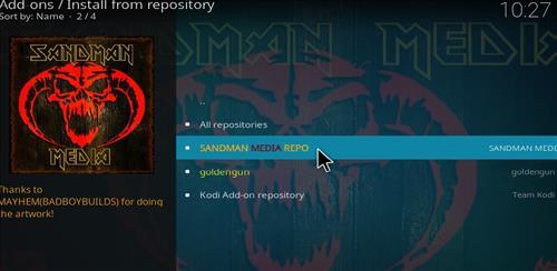 How to Install Toon Mania2 Kodi Add-on with Screenshots step 15