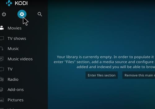 How to Install Ukodi1 Kodi Wizard with Screenshots step 1