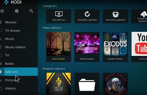 How to Install Ukodi1 Kodi Wizard with Screenshots step 8
