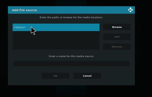 How to Install Xontech Kodi Build 18 Leia step 4