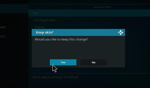 How to change the Skin back to Default Estuary ancient egypt step 5